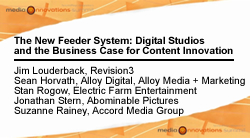 The New Feeder System:  Digital Studios and the Business Case for Content Innovation
