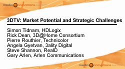 3DTV: Market Potential and Strategic Challenges