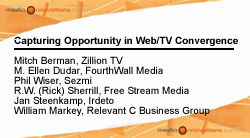 Capturing Opportunity in Web/TV Convergence