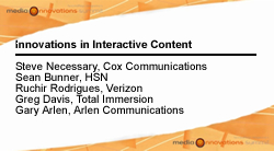 Innovations in Interactive Content