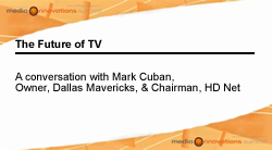 Mark Cuban on the Future of TV