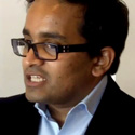Suranga Chandratillake, founder & CEO, blinkx