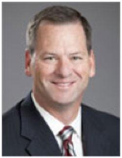 Keith Kirkman, president, Orbitel