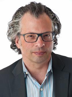 John Gilles, EVP, sales & marketing, Coincident