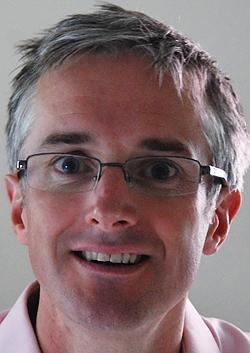 Adam Nightingale, head of sales, Irdeto