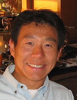 Steve Liu, VP, video network monitoring, Tektronix