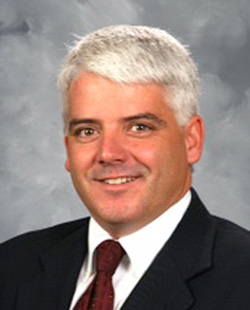 Dan Lehman, GM, security, Comporium SMA