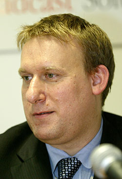Julien Signès, president & CEO, Envivio