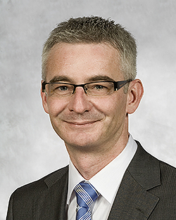 Giles Wilson, head of the compression business, Ericsson