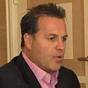 Richard Frankland, VP, sales, Americas, Irdeto