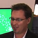 Keith Wymbs, VP, marketing, Elemental, at Cable-Tec Expo