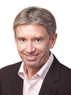 Arnaud Perrier, VP, solutions, Envivio