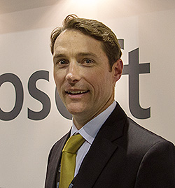Chris Santini, director, business strategy, security business, Microsoft
