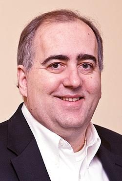 Taras Burgir, president, Decentrix