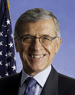 Tom Wheeler, chairman, FCC