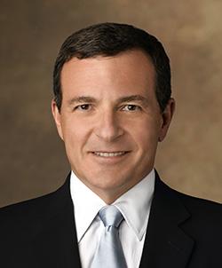 Robert Iger , chairman & CEO, The Walt Disney Co.
