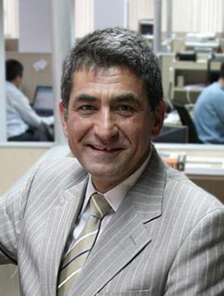 Bulent Celebi, executive chairman & co-founder, AirTies