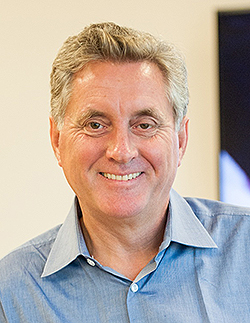 Steve Christian, SVP, marketing, Verimatrix