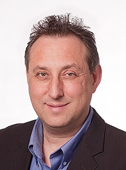 Thierry Fautier, VP, video strategy, Harmonic, & president, Ultra HD Forum