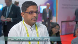 Amagi Co-Founder Baskar Subramanian explains how new channel playout platform consolidates and automates processing of live sports, TV channels and VOD content for distribution to all TV and OTT outlets anywhere in the world...